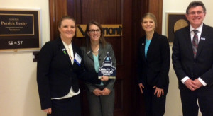 VTANA at Senator Leahy's office