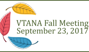 VTANA Fall Meeting